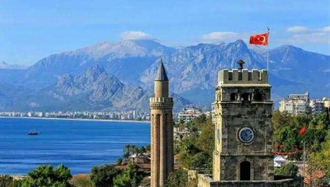 22 Şubat 2021 Pazartesi Antalya hava durumu