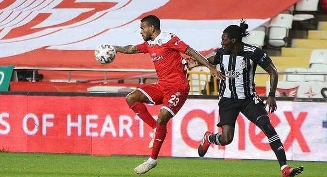 Antalyaspor yenilmezlik serisini 7 maça çıkardı