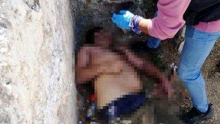 Son dakika: Muratpaşa'daki boş arazide erkek cesedi bulundu