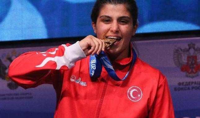 Milli boksörlerden 2 altın ve 2 bronz