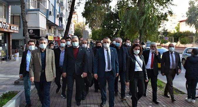 CHP Antalya İl Başkanı Nusret Bayar'dan birlik mesajı