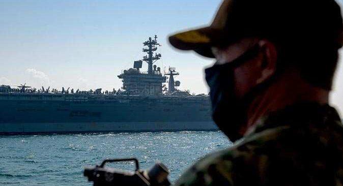 Çin, ABD'nin Güney Çin Denizi'ndeki tatbikatlarını kınadı