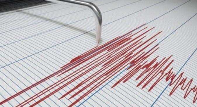 SON DAKİKA! Ege Denizi'nde deprem oldu