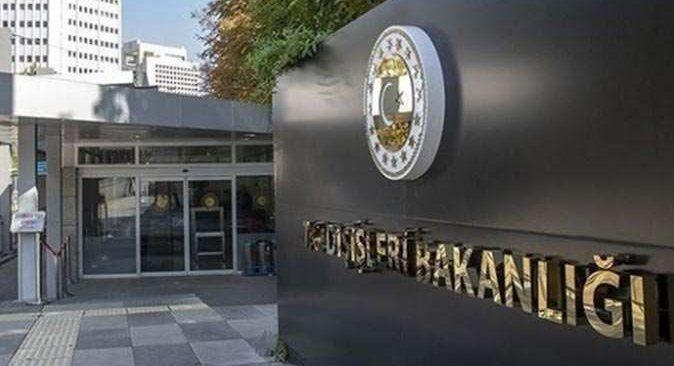 Dışişleri Bakanlığı'ndan sert Boğaziçi Üniversitesi tepkisi