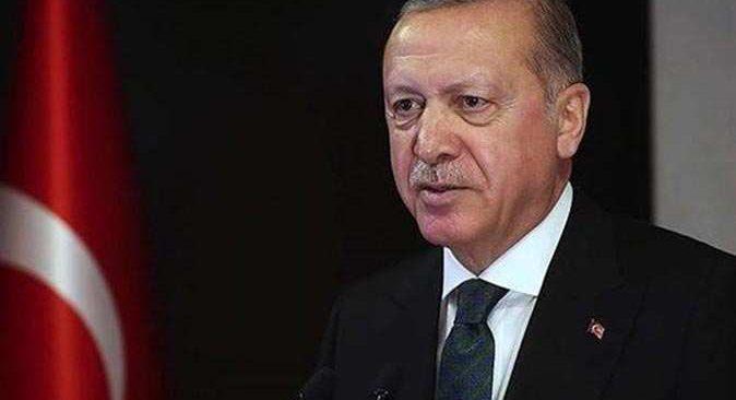 SON DAKİKA! Cumhurbaşkanı Erdoğan: Önemli bir projenin müjdesini vermek istiyorum