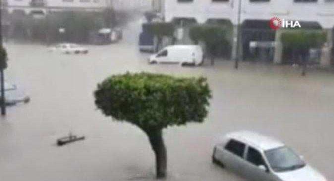 Fas'ta sel faciası! 24 kişi hayatını kaybetti