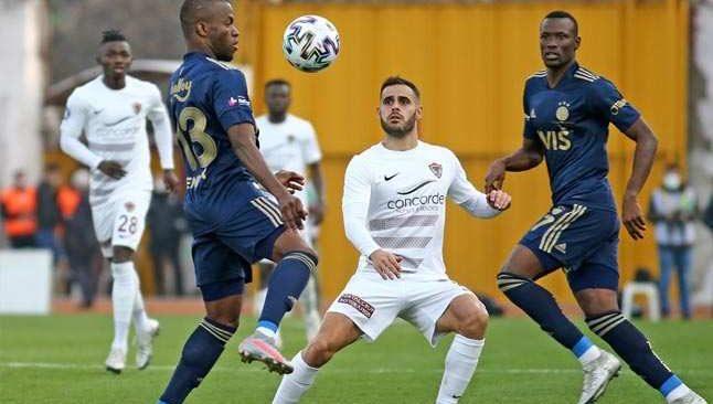 Fenerbahçe galip, Altay yıldız oldu