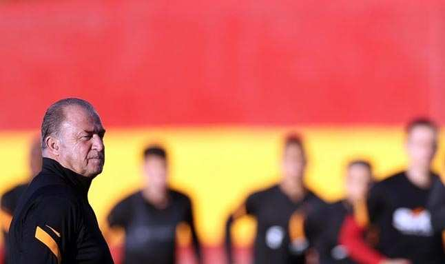 Galatasaray son hazırlıklarını tamamladı