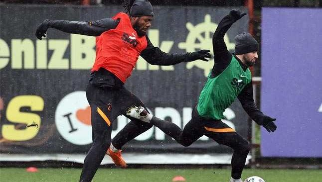 Galatasaray, Antalya'ya geliyor