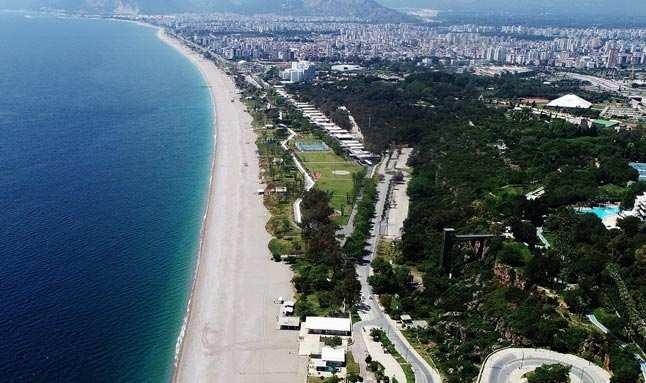 3 Şubat 2021 Çarşamba Antalya hava durumu