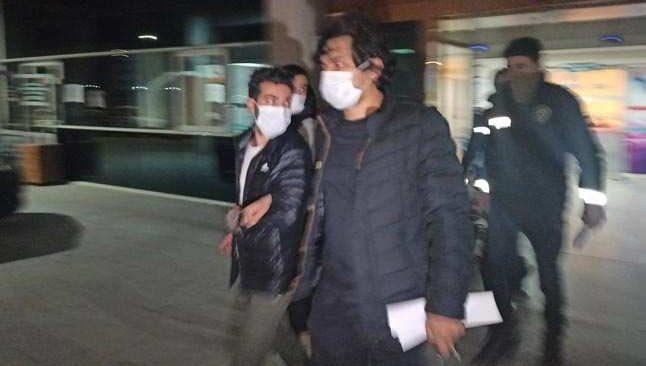 Cezaevinden izinli çıktılar hırsızlıktan yakalandılar
