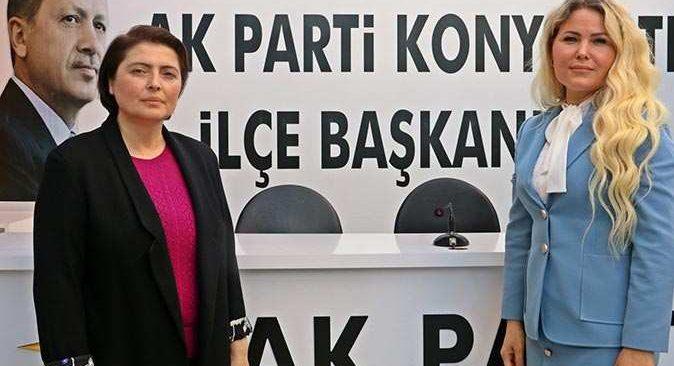 Ksenia Selin Akkanat AK Parti'de Halkla İlişkiler Başkanı oldu