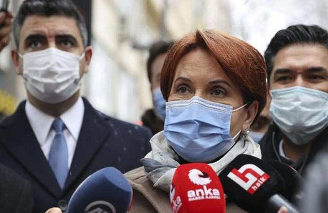 İYİ Parti lideri Meral Akşener'den 'Sizce sorumlu kim?' sorusuna yanıt