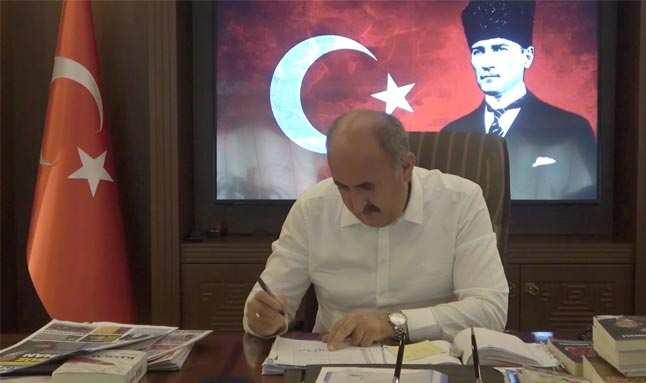 MHP'li belediye başkanı saldırıya uğradı