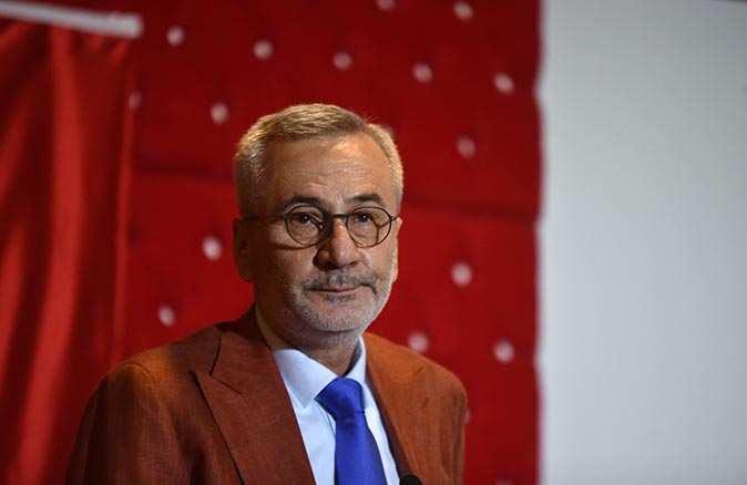 Antalyaspor'da yeni başkanı Mustafa Yılmaz oldu