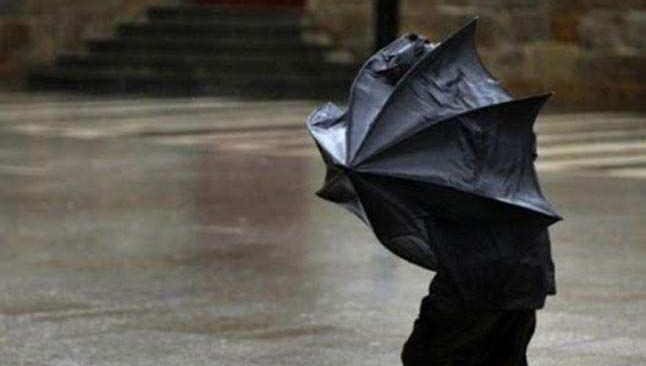 Meteorolojiden beklenen şiddetli soğuklar öncesi fırtına uyarısı