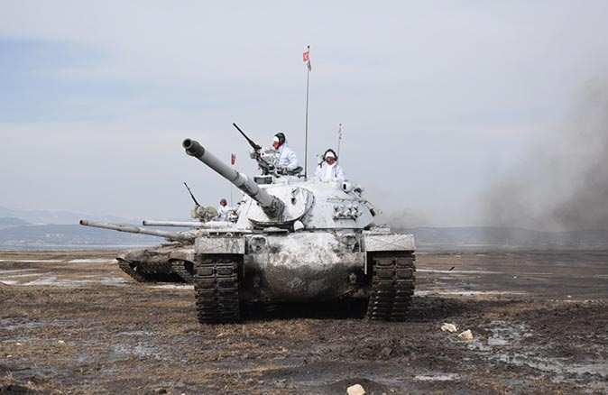 Türkiye - Azerbaycan Silahlı Kuvvetleri'nden nefes kesen tatbikat