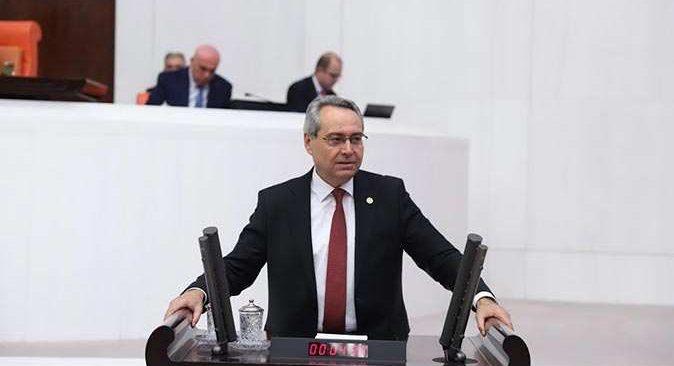 CHP Antalya Milletvekili Rafet Zeybek: Yargı bağımsızlığı adaletin olmazsa olmazıdır