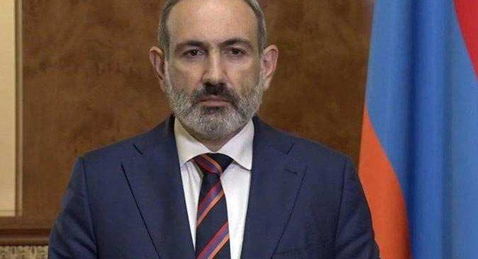 SON DAKİKA! Ermenistan ordusu Paşinyan'a istifa çağrısı yaptı