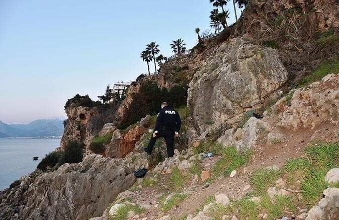 Parkta silahlı iki kişi ihbarı polisi alarma geçirdi