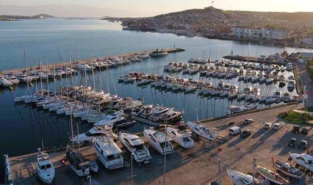 """Setur Marinaları """"Güvenli Turizm Sertifikası"""" aldı"""