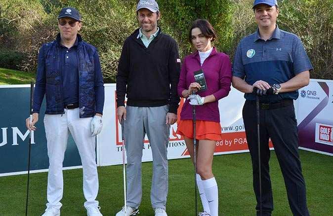 Golf-Mad Pro-Am Turnuvası 19 ülkeden 147 golfçünün katılımıyla başladı