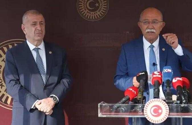 Flaş iddia! Ümit Özdağ ve İsmail Koncuk yeni parti mi kuruyor?
