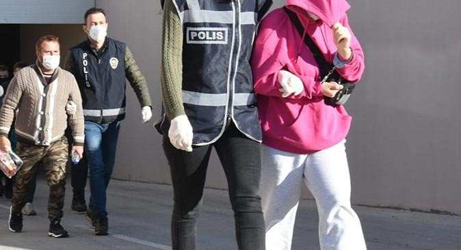 Antalya'da çeşitli suçlardan aranan 41 kişi operasyonla yakalandı
