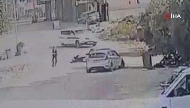'Dur' ihtarına uymayan sürücü polis memurunu ezdi