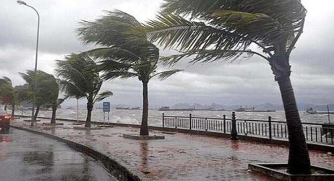 Meteoroloji Akdeniz için uyardı: Kuvvetli fırtına geliyor
