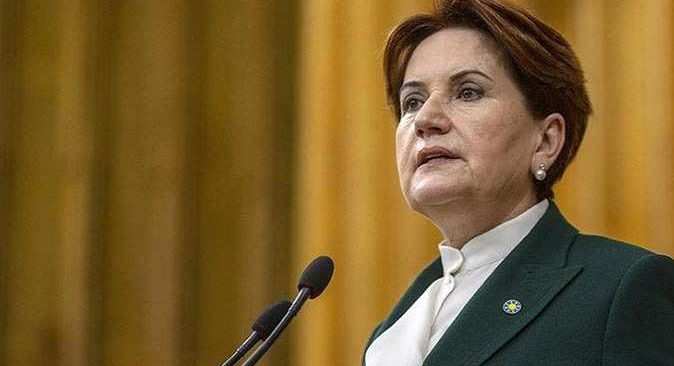 İYİ Parti lideri Akşener: Bu sözler devletin başına yakışmaz