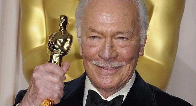 Oscar ödüllü aktörChristopherPlummer hayatını kaybetti
