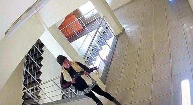 Belediyeye pompalı tüfekle baskın yapan kadın tutuklandı