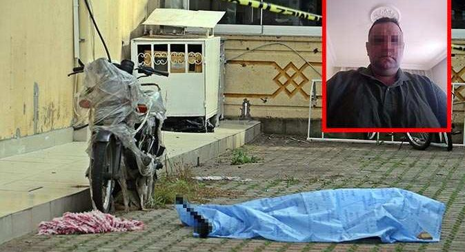 Antalya'da 2 çocuk babası intihar etti