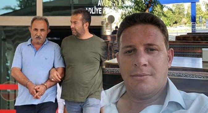 Antalya'da komşusunu öldüren Celil Dumanlı'nın müebbet hapsi istendi