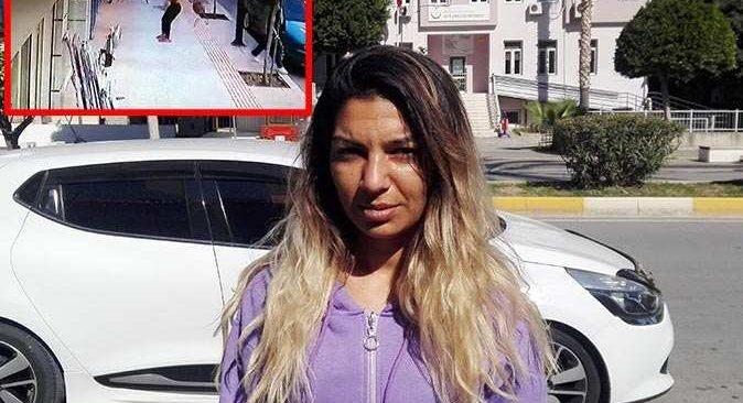 Antalya'da evinin balkonundan atlayan Sibel Gezici olayın ayrıntılarını anlattı