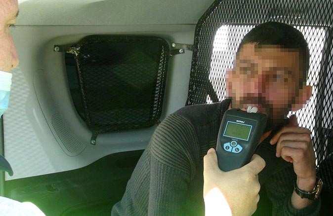 Manavgat'ta alkollü sürücüye ceza yağdı