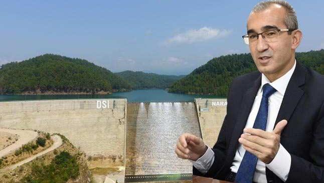 Antalya'ya 9 adet yeraltı barajı yapılacak