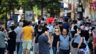 Antalya koronavirüs risk grubunda turuncu alanda yer aldı