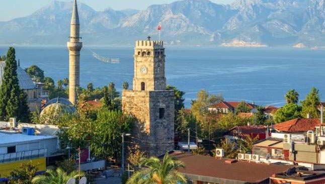 19 Şubat 2021 Cuma Antalya hava durumu