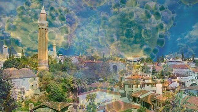 Antalya'da koronavirüs vaka sayısında sevindiren düşüş!