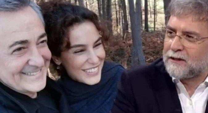 Arzum Onan'dan Ahmet Hakan'a cevap gecikmedi