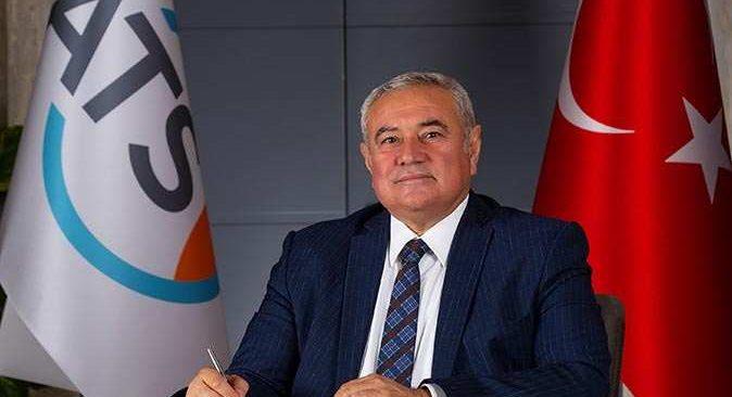 ATSO Başkanı Çetin Antalya turizmi hakkında önemli açıklamalarda bulundu