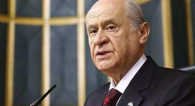 MHP lideri Bahçeli'den Gara tepkisi