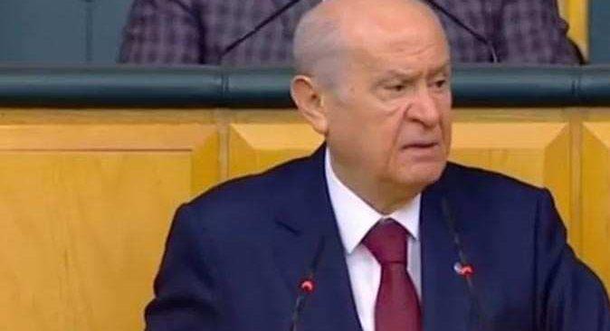 Devlet Bahçeli Halk TV'y hedef aldı: 'PKK TV'si haline gelmiştir'