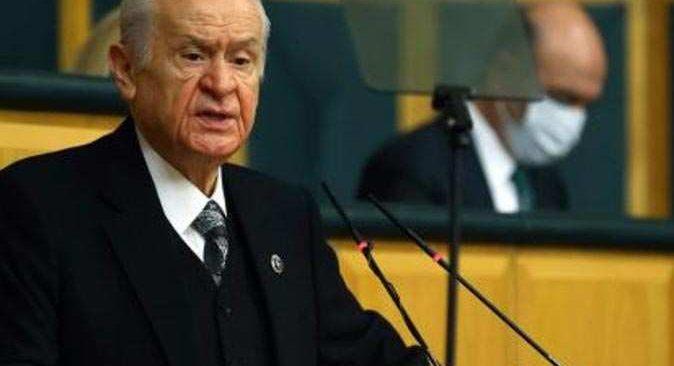 SON DAKİKA! Devlet Bahçeli: Türkiye'nin yeni bir anayasaya ihtiyacı olduğu açıktır