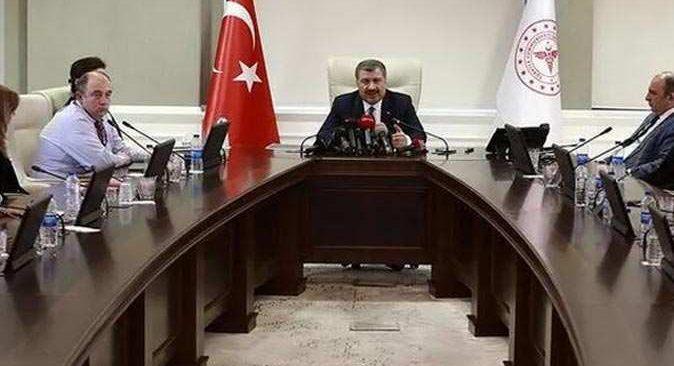 Koronavirüs Bilim Kurulu, Sağlık Bakanı Fahrettin Koca başkanlığında toplanıyor