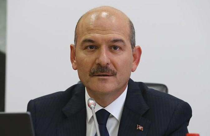 Bakan Süleyman Soylu Gara'ya giden HDP'li milletvekili açıkladı