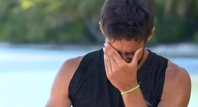 Survivor Batuhan rüyasını anlatırken gözyaşlarına boğuldu