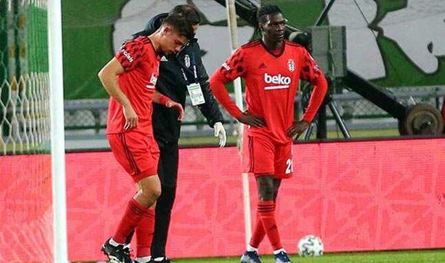 Beşiktaş'tan Montero açıklaması